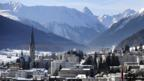 The village of Davos hosts the World Economic Forum. (Fabrice Coffrini/Getty Images)