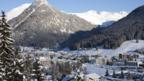 View of Davos from the mountains (Thinkstock)