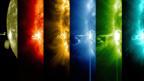 Flare apparent
