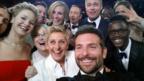 Oscars 'selfie'