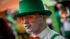 Expatriates celebrate St Patrick's Day in Singapore (Getty)