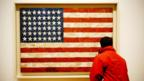 Flag by Jasper Johns