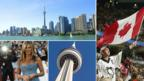 Toronto's multicultural melting pot attracts companies and celebrities of all kind.