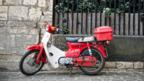 Honda Super Cub C70 scooter