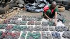 In Kenya, recycled tires yield tough, inexpensive sandals called Akalas