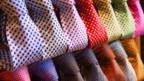 Picking the right tie colour can help get your message across. (Brent Winebrenner/Getty)