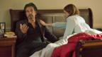 Al Pacino and Greta Gerwig in The Humbling (Millennium Films)