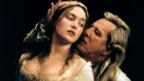 Kate Winslet and Geoffrey Rush in Quills, 2000 (AF archive / Alamy)