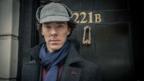 Benedict Cumberbatch in Sherlock (BBC)