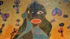 The Holy Virgin Mary (Chris Ofili)