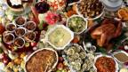 A Thanksgiving feast (Marcus Nilsson/Galeries/Corbis)
