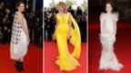 Marion Cottilard (Getty), Uma Thurman (Getty), Julianne Moore (Rex)