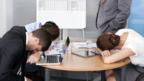 Staying alert when meeting boredom sets in can be tough. (Andrey Popov/Thinkstock)
