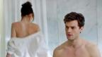 Dakota Johnson and Jamie Dornan in Fifty Shades of Grey (Universal Pictures)