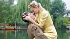 Callum Turner and Vanessa Kirby in Queen & Country (BBC Worldwide)