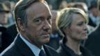 Kevin Spacey and Robin Wright in House of Cards (Netflix)