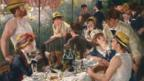 (Luncheon of the Boating Party 1880-81/Pierre-Auguste Renoir)