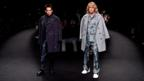 Ben Stiller and Owen Wilson take to the runway as Derek Zoolander and Hansel