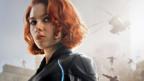 Scarlett Johansson as Black Widow in Avengers: Age of Ultron (Disney/Marvel)