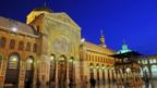 The Ummayad Mosque in Damascus, Syria (Credit: Oliver Gerhard/imageBROKER/Corbis)