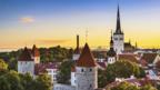 Third place: Tallinn, Estonia