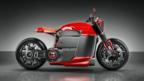 Model M concept motorbike