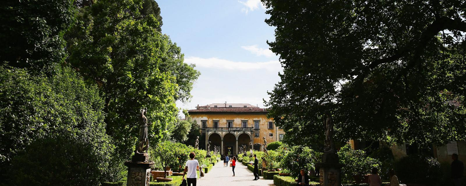 Florence's Palazzo Corsini