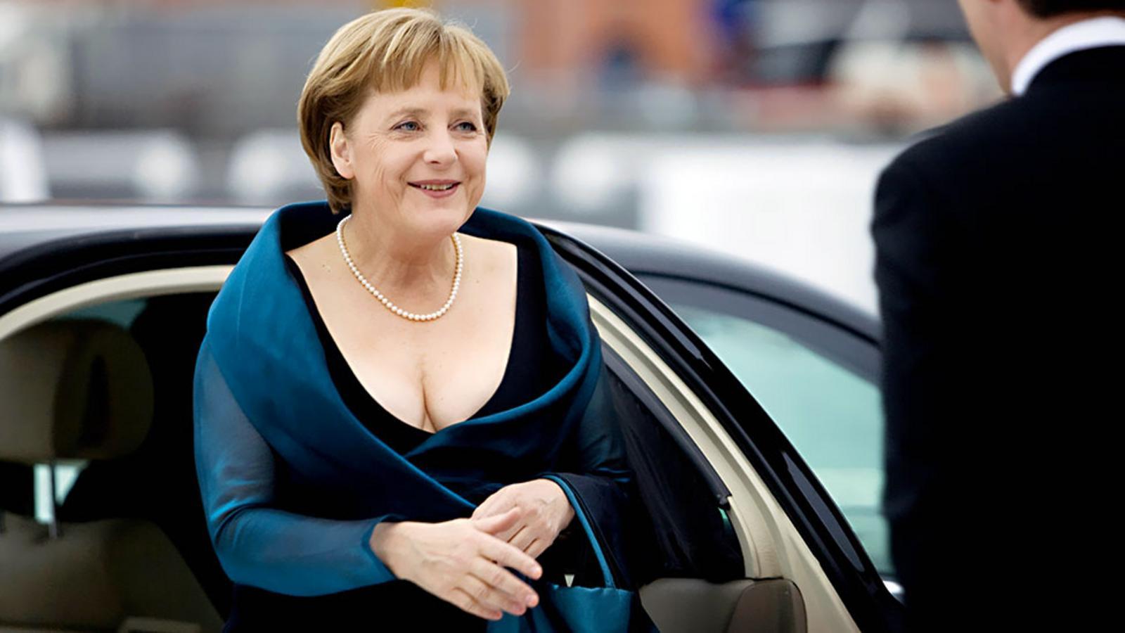 Resultado de imagen para Caricaturas de Angela Merkel