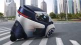 This production-bound electric three-wheeler is poised redefine the urban runabout for the 21st century.