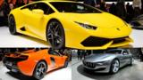 New cars and concepts from Lamborghini, McLaren and Maserati generated the lion's share of chatter at the 2014 Geneva motor show.