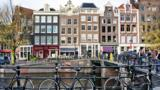 Ringed with canals and a mecca for international companies, Amsterdam is known for livability — and some highest tax rates in Europe.