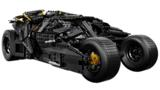 Lego reveals its latest, and most menacing, take on Batman's Tumbler vehicle.
