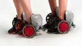 A crowd-funding success story, the Acton R RocketSkates are production-bound.