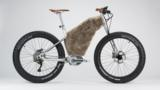 Working with French cycle-maker Moustache, the designer unveils bikes built for the rigours of mud, asphalt, sand and snow.