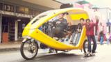 A South African startup's human-electric taxicab is poised to colonise urban cores.