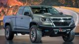 The concept, which featured Chevy's new Duramax diesel engine, stood head and shoulders above the 2014 Los Angeles auto show.