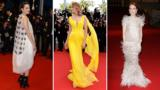 Who wore the most elegant and eye-catching outfits to premieres, awards and galas this year? Lindsay Baker looks back.