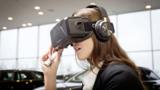 VR headsets for car-shoppers, GM's EV power play and Ford's Silicon Valley expansion – among the month's top tech stories.