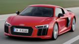 The fastest and most powerful production Audi of all time has landed. Meet the 602bhp R8 V10.
