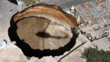 Sometimes the ground suddenly opens, consuming cars, homes and people. We may have a way to see these sinkholes coming – so why would anyone resist the idea?