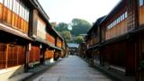 Kanazawa's narrow, winding streets confound visitors, just as they confused intruders centuries ago.