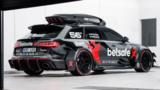 Professional skier and car fanatic Jon Olsson builds a monstrous – but road-legal – Audi RS6 Avant.