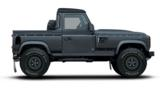 Stretched and widened, this $89,000 take on Land Rover's venerable Defender is an answer to a question nobody asked.