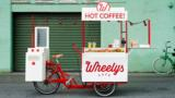 Can this clever, pedal-powered coffeeshop upend the bean business?