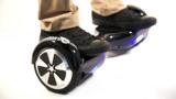This self-balancing wheeled platform features an 8mph top speed, a 9-mile range and an $850 price tag.