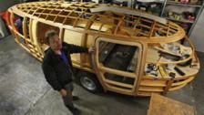 Dymaxion car reborn