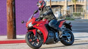 THE ALTERNATIVE: Honda CBR500R is more fun, less punishing than BRZ. (Honda Powersports)