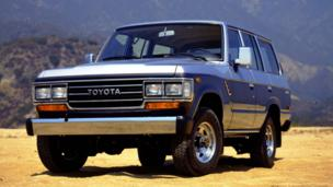 THE ALTERNATIVE: Authenticity, thy name is Land Cruiser. (Toyota Motor Sales)