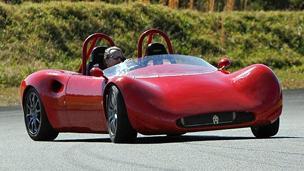 Australia's Spartan sports car