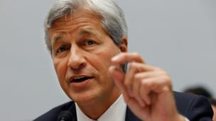 JPMorgan Chase & Co's Jamie Dimon. (Chip Somodevilla/Getty Images)